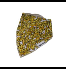 The Stork Box Banana Dribble Bib