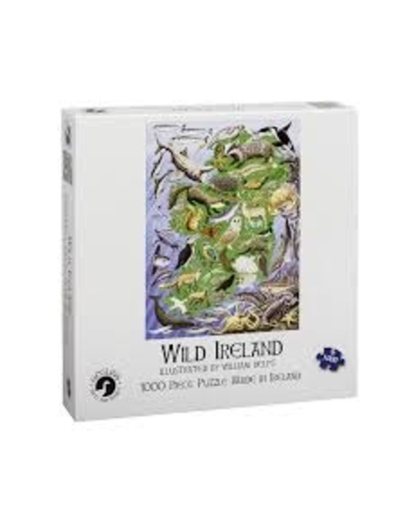 Gosling Gifts and Games Wild Ireland Jigsaw Puzzle