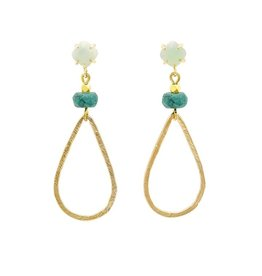 Aria V Alfie Earrings