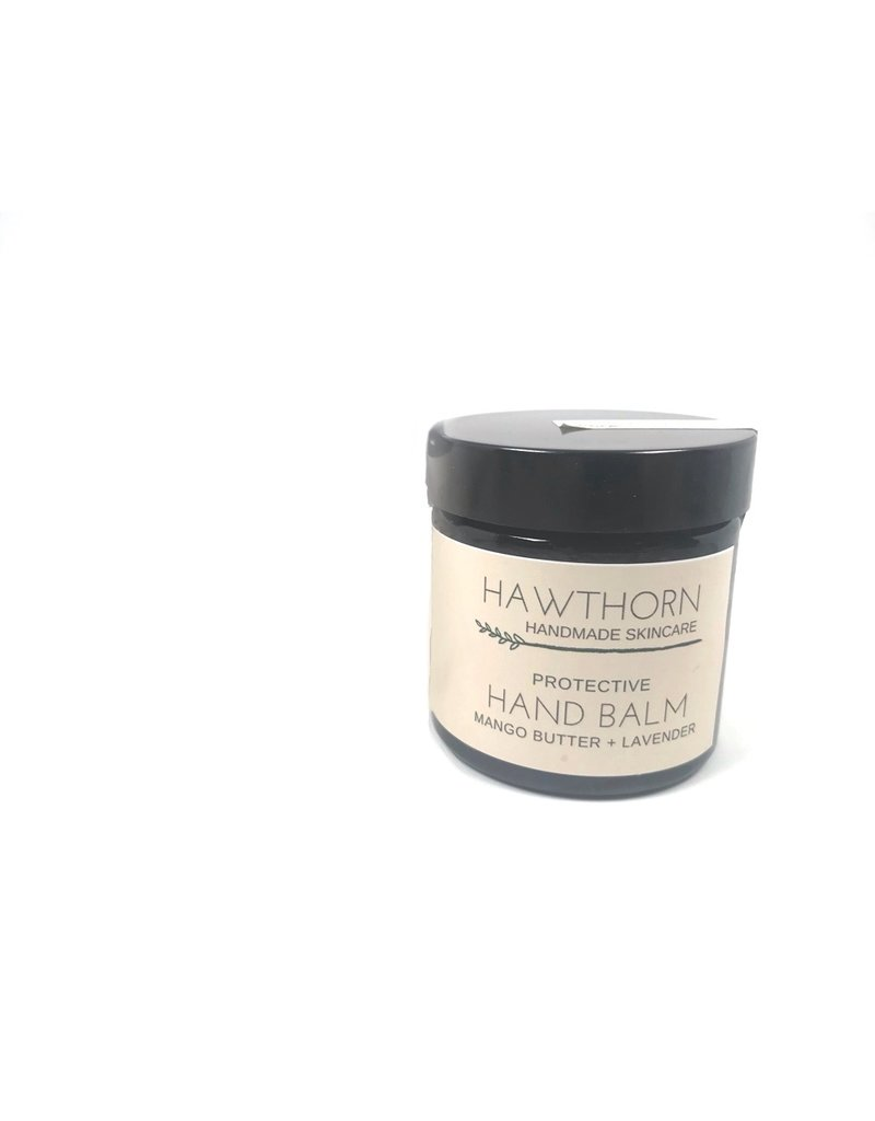 Hawthorn Handmade Skincare Protective Hand Balm Mango Butter and Lavender