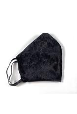 MOG Face Mask - Black Velvet