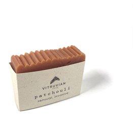 Vitruvian Soap Patchouli Soap