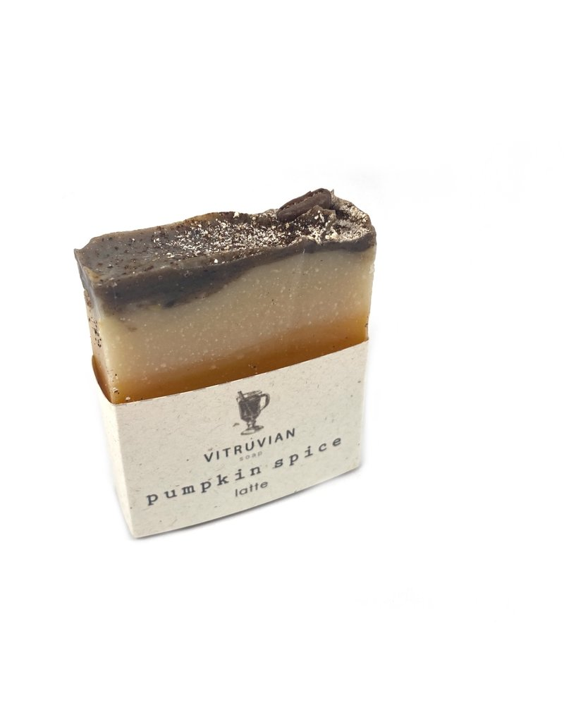 Vitruvian Soap Pumpkin Spice Soap