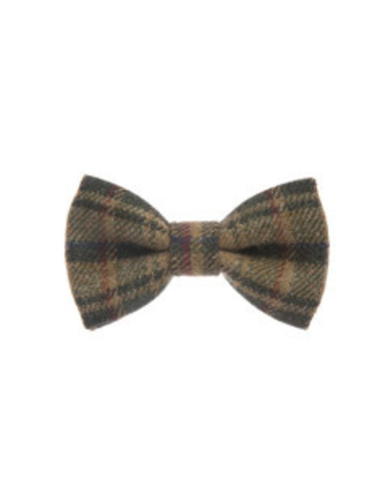 Orwell and Browne Donegal Tweed Bow Tie - Autumn Foliage
