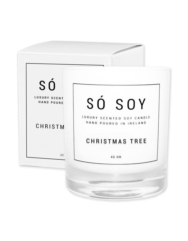 So Soy Christmas Tree Candle