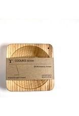 Coolree Design Spun Incense Holder Ash