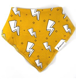 The Stork Box Hero Dribble Bib