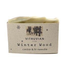 Vitruvian Soap Winter Wood Soap