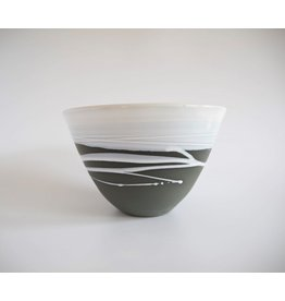 Paul Maloney Greystone Table Bowl Medium