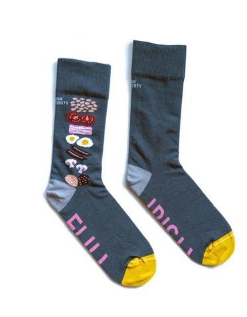 Irish Sock Society Full Irish Socks - Size 3-7