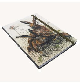 Annabel Langrish Two Hare Notebook