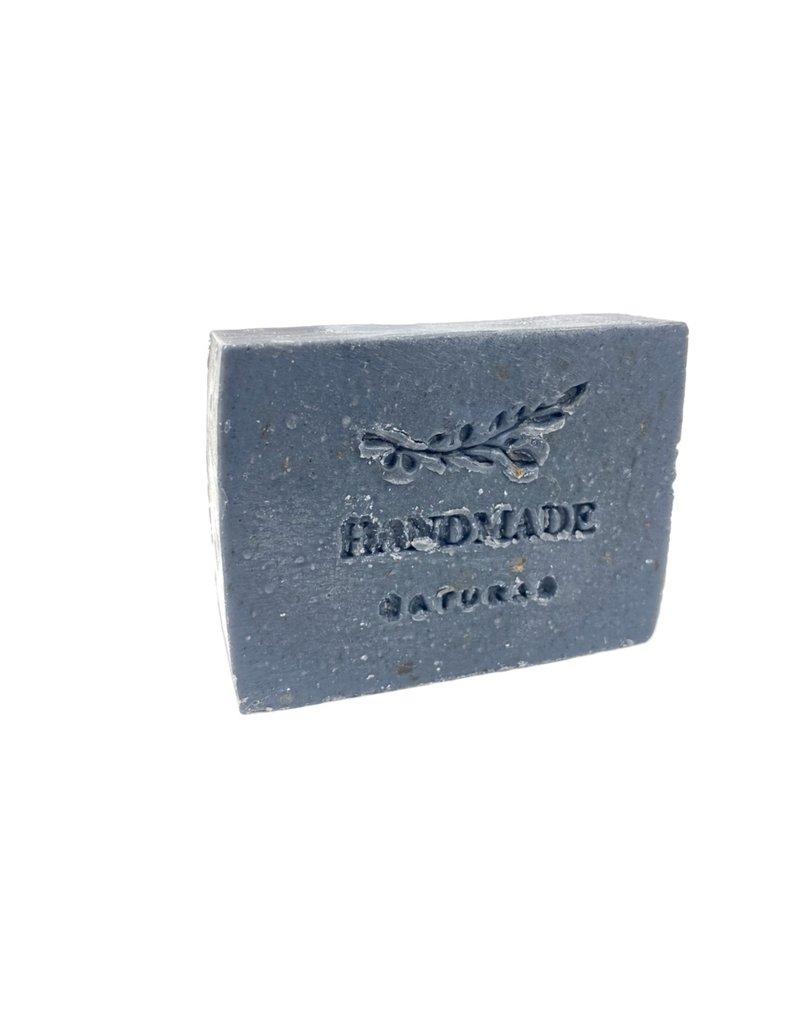 Vitruvian Soap Charcoal and Tea Tree Soap