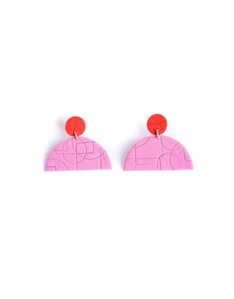 Daki Daki Design Chica Earrings