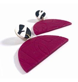 Daki Daki Design Gia Earrings