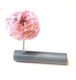 Coolree Design Spun Flower Vase- Grey