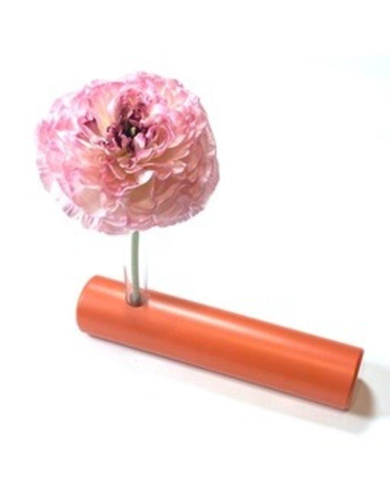 Coolree Design Spun Flower Vase- Orange