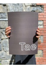 My Shop Collection Tae A3 Print- Grey