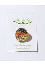 Orla Barry Cat Brooch