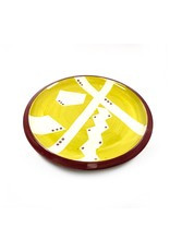 Etaoin O'Reilly Large Plate - Yellow