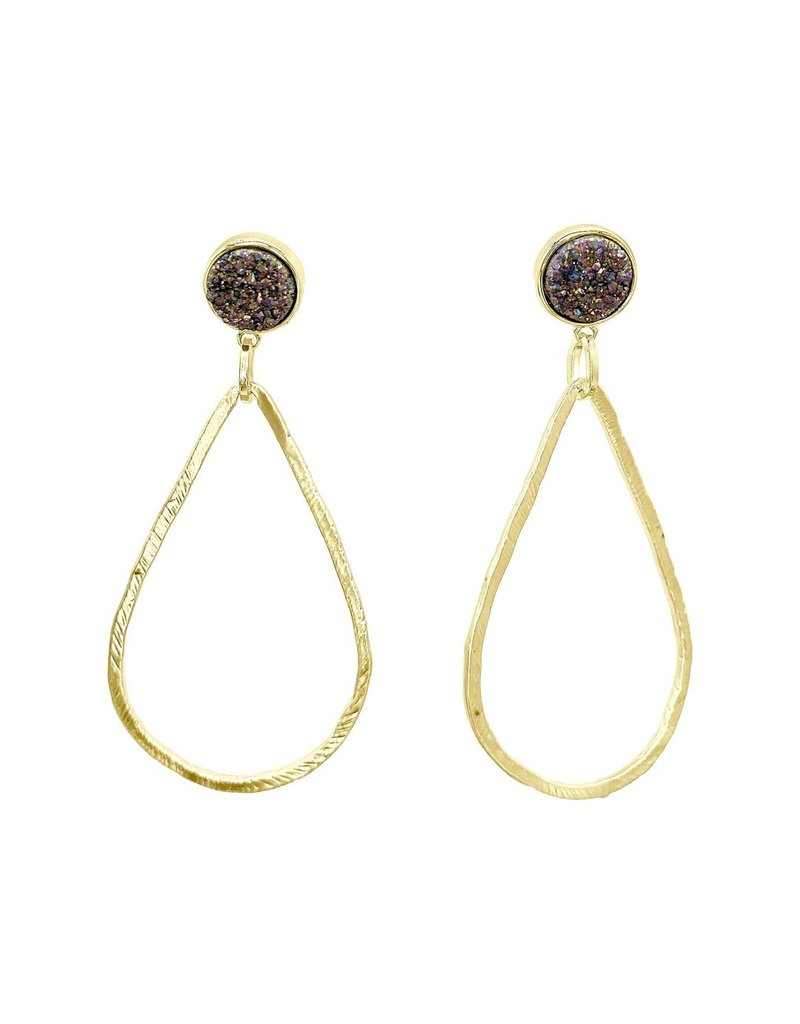 Aria V Pixi Earrings