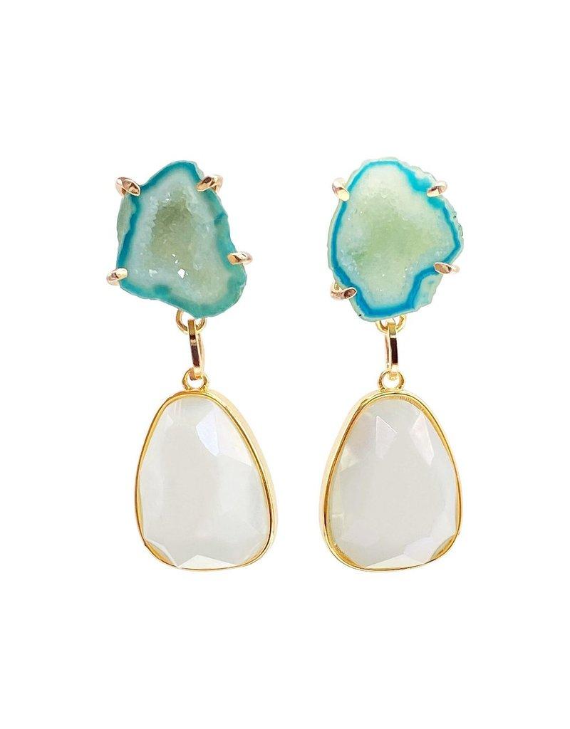 Aria V Hope Earrings