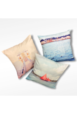 January Studio Galway Hooker Cushion Cover