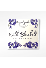 The Good Garden Wild Bluebell - Soy Wax Melts