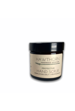 Hawthorn Handmade Skincare Protective Hand Scrub Himalayan Salt and Peppermint