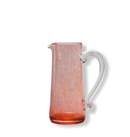 Jerpoint Glass Small Monochrome Jug - Copper