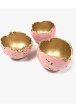Kaiko Studio Small Wabi-Sabi Concrete Candleholder/Planter - Pink