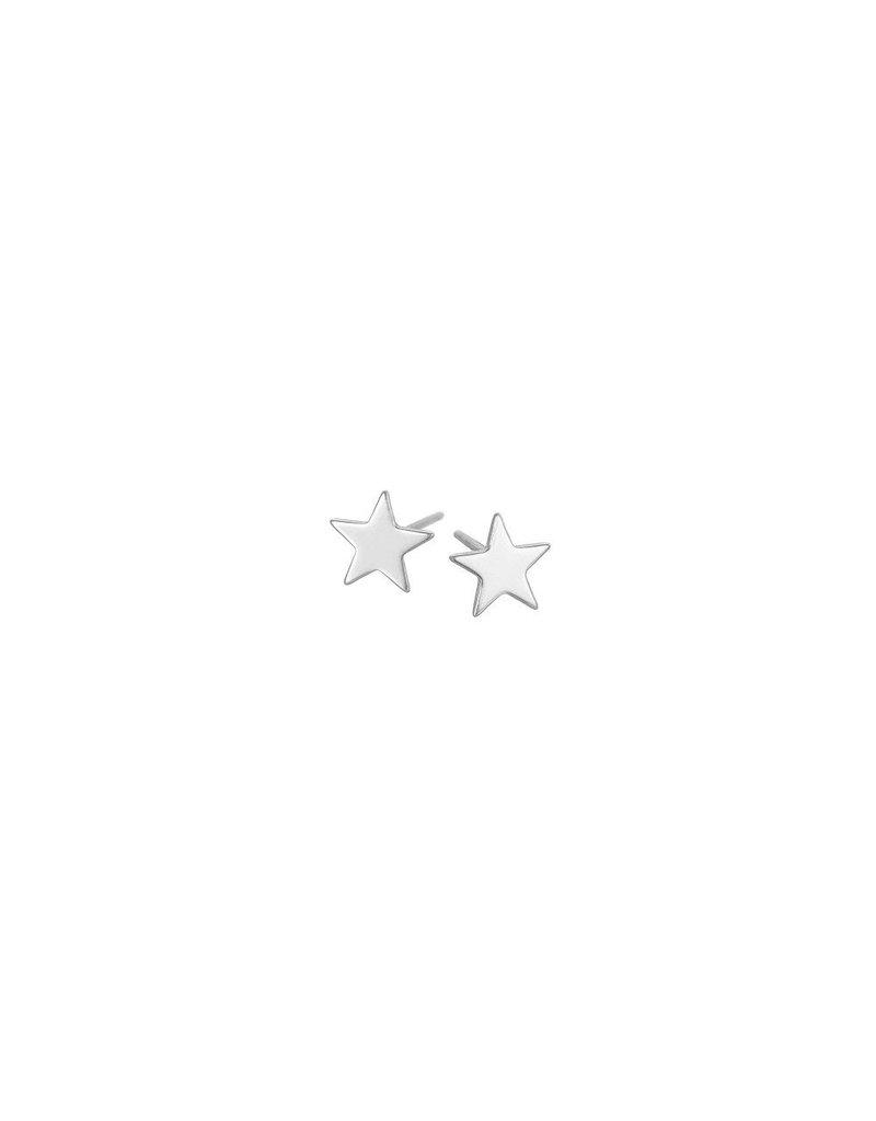 Mary k Jewellery Silver Star Stud Earrings