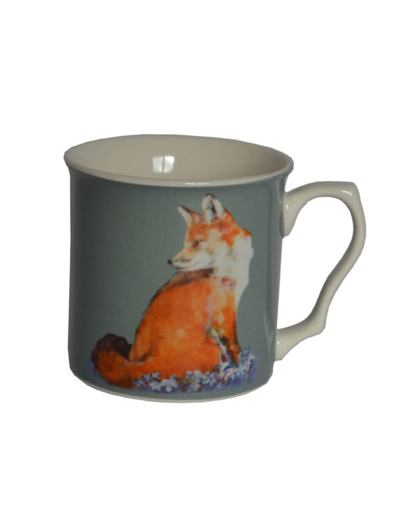 Lorraine Fletcher 'Retrospect' Fox Mug