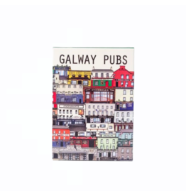 Cowfield Design Illustrated Playing Cards of Galway's Pubs
