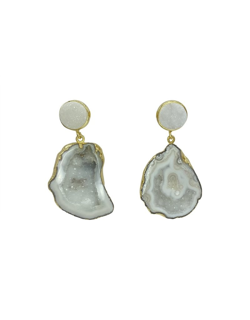 Aria V Circe Earrings