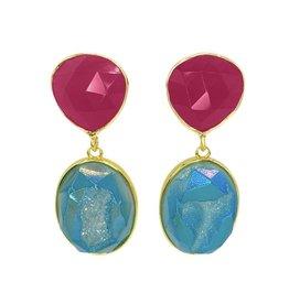 Aria V Mera Earrings