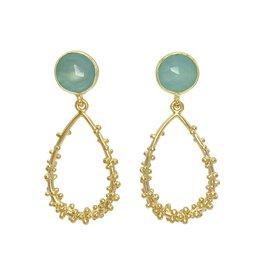 Aria V Maia Earrings