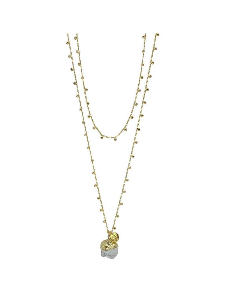 Aria V Khione Necklace