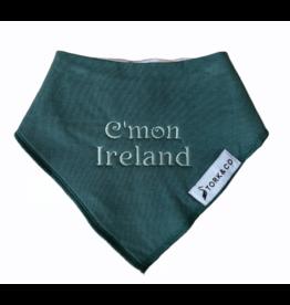 The Stork Box C'mon Ireland Dribble Bib