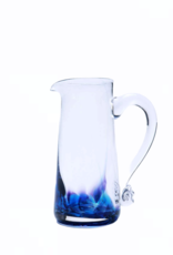 Jerpoint Glass Large Tapered Jug - Heather
