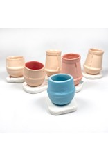Orla Culligan Mini Vase - Blue