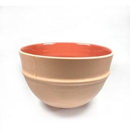Orla Culligan Breakfast Bowl - Pink & Peach
