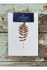 Maggie Marley Copper Ash Leaf Botanical A5 Print