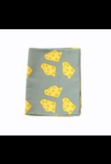 Edel McMahon Cheese Print Tea Towel
