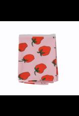 Edel McMahon Strawberry Print Tea Towel