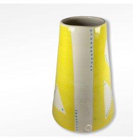Etaoin O'Reilly Large Vase - Yellow