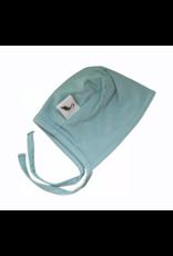 The Stork Box Blue Baby Bonnet 0-6 Months