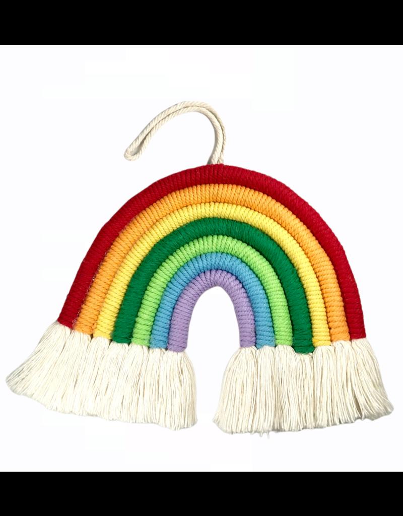 Honeysuckle Crafts Rainbow Wall Hanging - Original