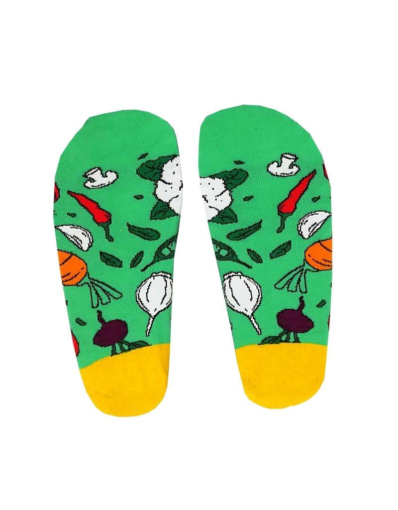 Irish Socksciety Vegetable Socks - Size 8-12
