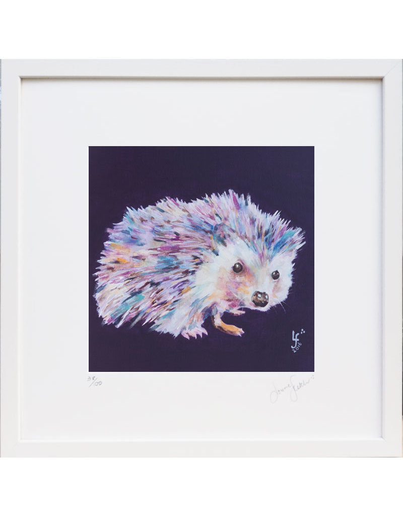 Lorraine Fletcher 'Spike' Framed Print