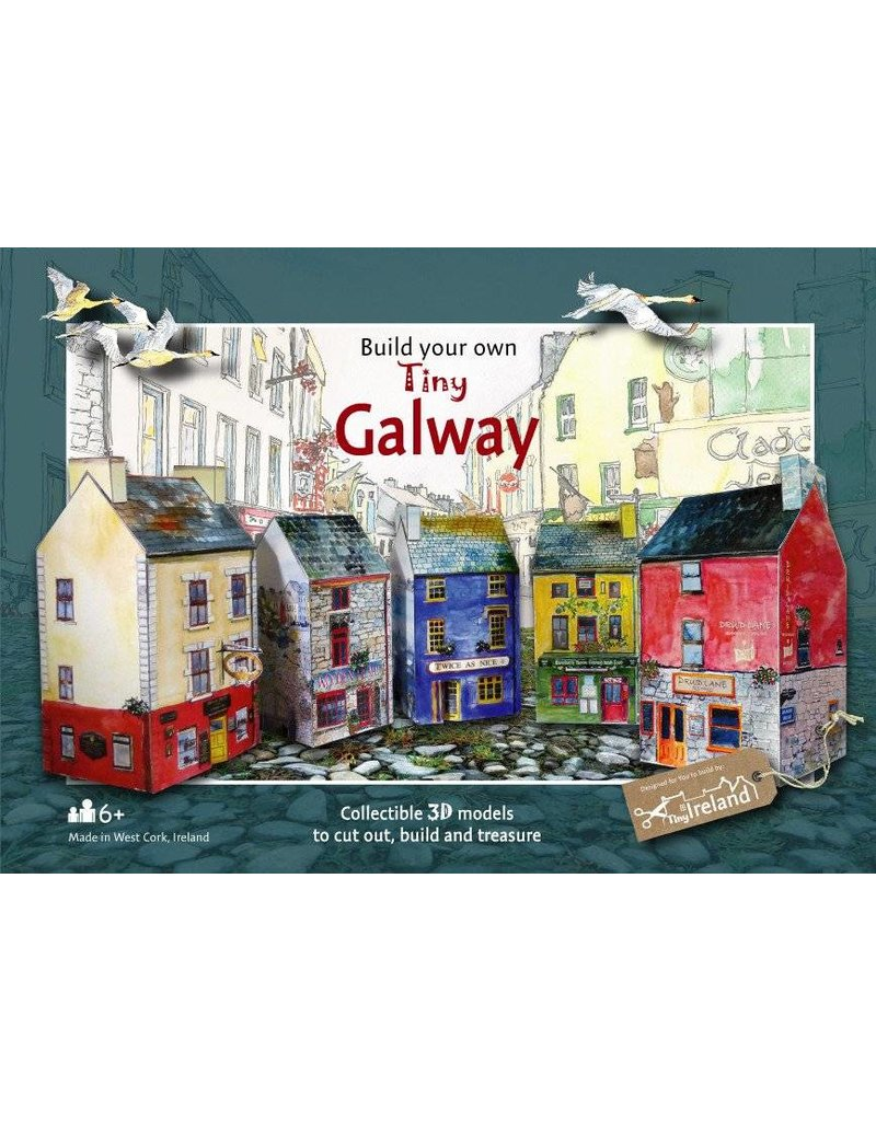 Tiny Ireland Build your own Tiny Galway Kit